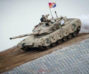 ไทยสั่งซื้อรถถัง VT- 4 จากประเทศจีน เพิ่มอีก 21 คัน