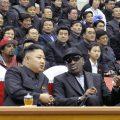 เดนนิส ร็อดแมน เสนอช่วยเจรจา คิมจองอึน เพื่อนสนิท ปมเกาหลีเหนือ-สหรัฐฯ