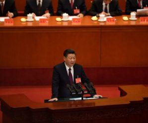 """ประชุมใหญ่พรรคคอมมิวนิสต์เปิดฉาก """"สี จิ้นผิง"""" ประกาศจีนเข้าสู่""""ยุคใหม่"""" ลั่นไม่ปิดประตูใส่โลก"""