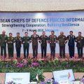 ประชุมผบ.ทหารสูงสุดอาเซียนครั้งที่ 15 กระชับความมั่นคงในภูมิภาค
