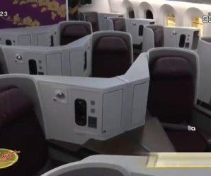 เผยที่มา…การบินไทยออกกฎห้ามคนอ้วนนั่งชั้นธุรกิจเครื่องรุ่นใหม่ โบอิ้ง 787-9