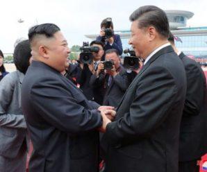 'สี-คิม' ย้ำสัมพันธ์ 2 ชาติไม่เปลี่ยนแปลง