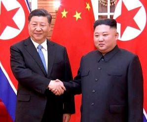 สี จิ้นผิงเยือนเกาหลีเหนือครั้งแรก พบคิมหารือเศรษฐกิจ-ปลดนิวเคลียร์