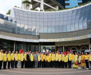 สมาพันธ์รวมใจชาวจีนทั่วโลกฯ จัดการประชุมสมาพันธ์ฯภาคเอเชีย มีสมาชิก 20 ชาติเข้าร่วม