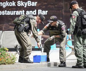 สรุปเหตุระเบิดป่วนกรุง 2 ส.ค. ศูนย์ราชการ – พระราม 9 – ช่องนนทรี ไม่ปลอดภัย