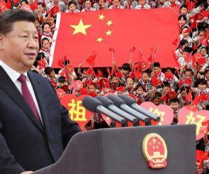 ฉลองยิ่งใหญ่ 70 ปีวันชาติจีน สี จิ้นผิง ลั่นไม่มีกองทัพใดสั่นคลอนจีนได้