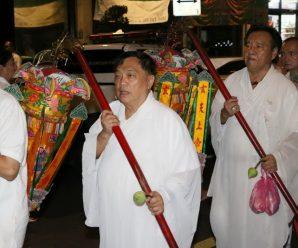 """สมาคมตระกูลเฮ้งฯ ร่วมงาน""""กินเจ ชิวรัก"""" ซึ่งนับเป็นวันกินเจใหญ่ที่สุดในช่วงเทศกาลกินเจ"""