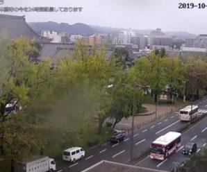 เช็กสด สถานการณ์พายุฮากิบิส ทั่วญี่ปุ่น เตรียมพร้อมก่อนไต้ฝุ่นถล่ม