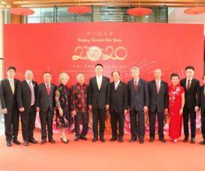 สถานทูตจีนฯเปิดเทศกาลตรุษจีน 2020 ฉลองวันขึ้นปีใหม่จีน